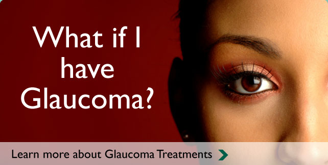 Glaucoma Treatment